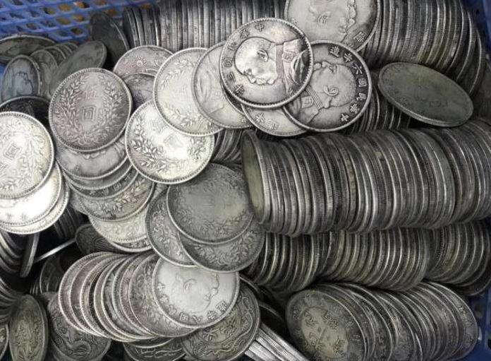2020年6月老銀元最新價格  銀元最新市場價格表