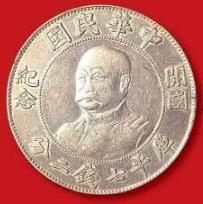 黎元洪銀元最新價格   最新銀元市場拍賣價值多少錢