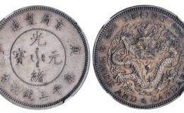 北京博物馆京局光绪元宝  京局光绪元宝收藏价值高吗