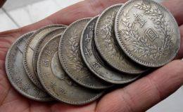 高仿银元有机铸纹吗   什么样的银元才算高仿