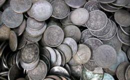 是不是所有的银元都有铸纹  怎样辨别假机铸纹