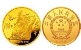1986年國際和平年金幣價格