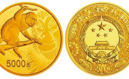 2016年500克生肖猴金幣價格