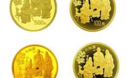 1993年古代發明發現2組金幣5枚價格