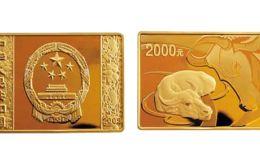 2009年5盎司生肖牛长方形金币价格