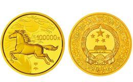 2014年10公斤生肖马金币价格