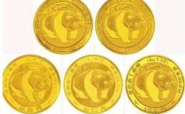 2005年5盎司回收价格熊猫精制金回收价格