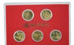台湾风光金银币回收价格