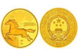 2014年2公斤生肖馬金幣價格回收價格