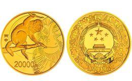 2016年2公斤生肖猴金幣價格