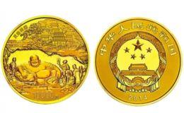 杭州西湖文化景观1公斤金币价格