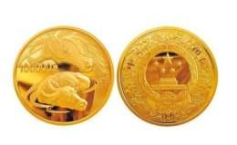 2009年10公斤生肖牛金币价格