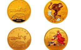 西游記金銀幣回收價格及圖片