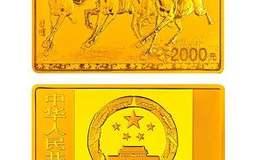 近代國畫大師徐悲鴻5盎司金幣價格