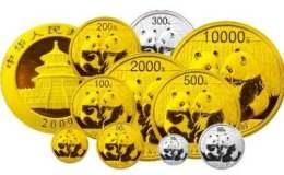 1992年12盎司熊猫金币价格