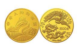 龍鳳1公斤金銀幣價格