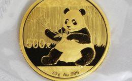 2017年1公斤熊猫金币价格