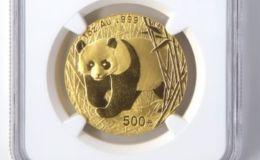 2002年1盎司熊貓金幣價格及圖片