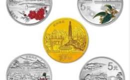 杭州西湖文化金银币价格