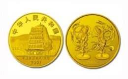 敦煌5盎司金幣價格