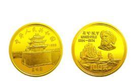 1983年馬可波羅10克紀念金幣價格圖片