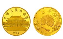 1993年5盎司熊猫金币价格及图片