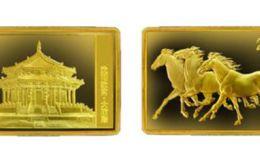 2002年5盎司生肖馬長方形金幣的價格