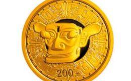 2002年四川三星堆紀念金幣的價格