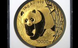 2001年1公斤熊猫金币价格 2001年1公斤熊猫金币