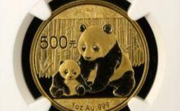 2012年1盎司熊猫金币的价格