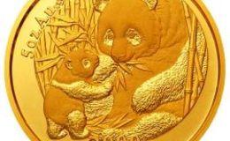 2005年5盎司熊猫金币价格 值多少钱