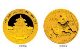2007年1公斤熊猫金币价格 图片价格