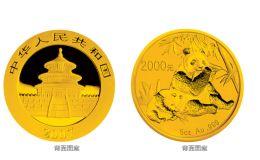 2007年熊猫5盎司纪念金币回收价格 图片鉴赏