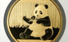 2017年1公斤熊猫金币的价格