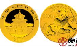 2007年熊貓5盎司紀念金幣回收價格