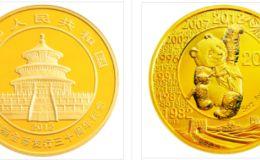 回收中国熊猫金币发行30周年金银纪念币