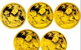 2007年版熊貓金銀紀念幣價格