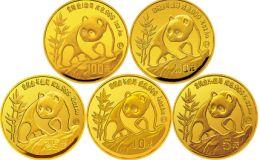 1990年熊猫金银币套装价格 升值了吗