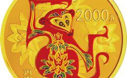 2016年5盎司生肖猴金币价格 收藏价值