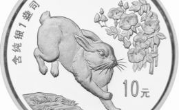 1999中国己卯兔年金银铂纪念币价格