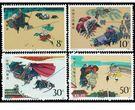 1987年的邮票现在值多少钱 图片及价格