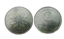 联合国第四次世妇会纪念币 价格行情图片