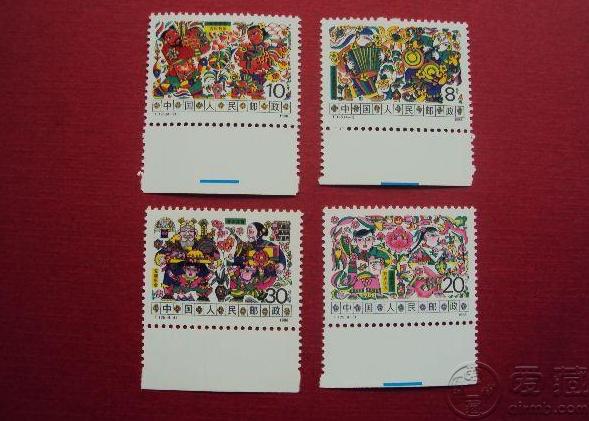 T125农村风情邮票价格 T125 农村风情大版票价格