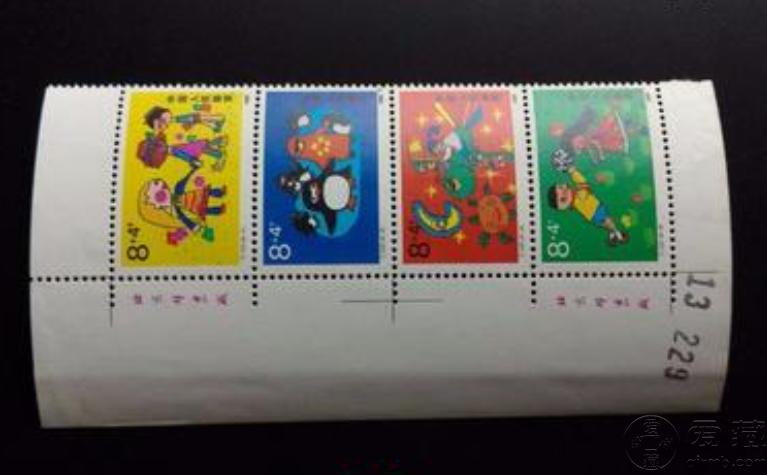 T137儿童邮票价格 最新价格行情