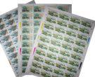 T164承德避暑山庄邮票 整版票价格及图片