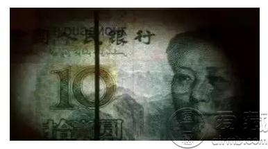纸币上有黄斑还值钱吗