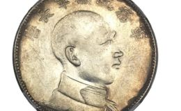 唐继尧侧面像银币版本介绍