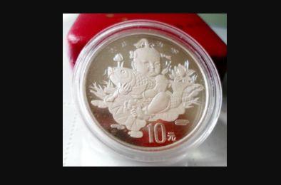 1983年版熊貓金銀紀念幣回收價格