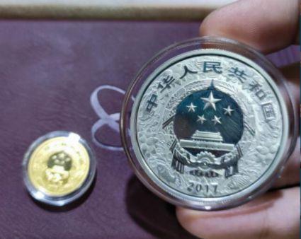 1983年熊貓金幣5枚套裝價格 1983年金套貓回收價格