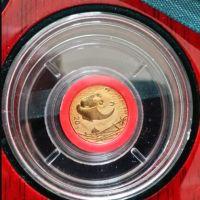 熊猫金币回收价目表 熊猫金币最新价格表